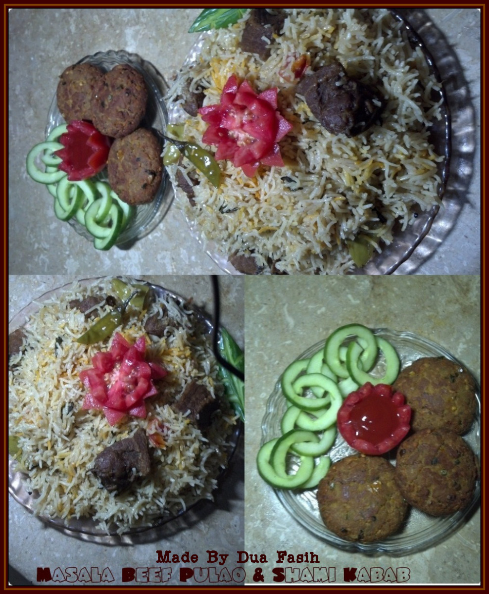 Beef Masala Pulao With Shami Kabab.jpg
