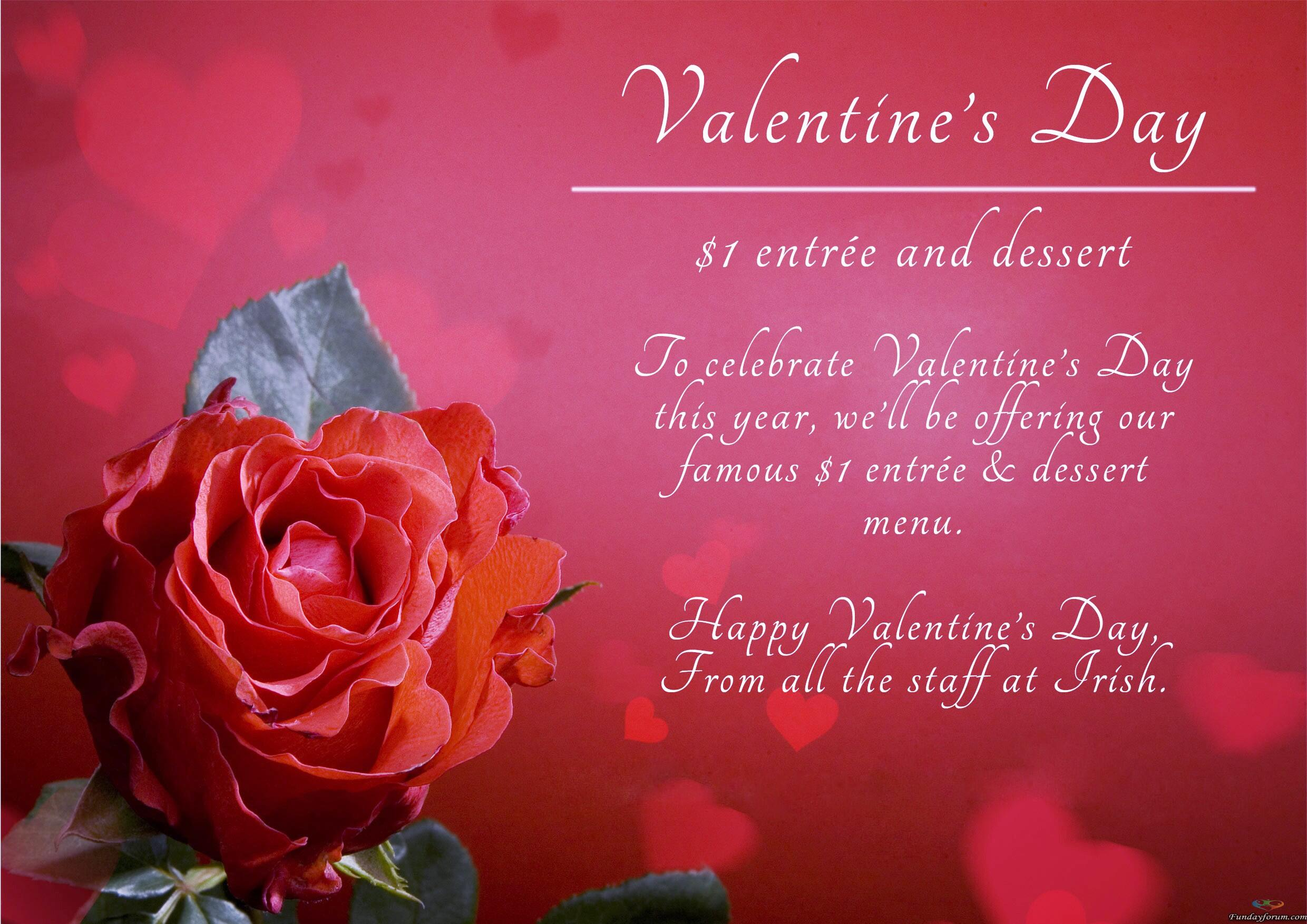 Happy Valentine Day Quotes For Lovers Funday Public Category