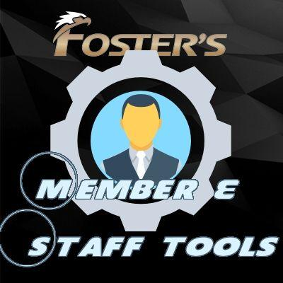 Member And Staff Tools
