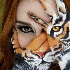 lioness girl