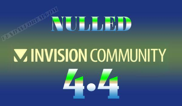 IPS Community Suite 4.4.0 Latest Nulled Script