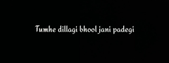 Tumhein dillagi bhool  (Rahat fateh)